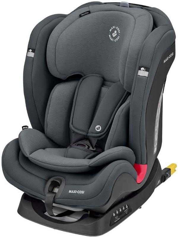 Maxi-Cosi Titan Plus Silla Coche bebé grupo 1 2 3 isofix