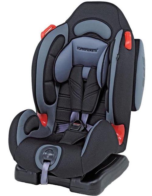 Mejor silla de coche para bebe grupo 1 2