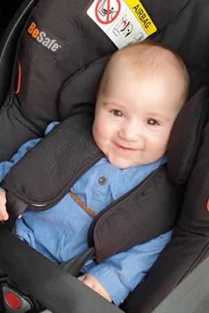 Normativa sillas de coche para bebé FRANCESCA Home