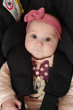 Sillas de coche para bebé Elisabeth HOME